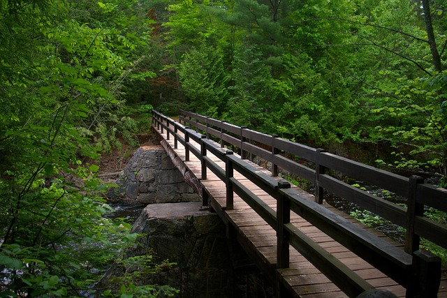 cross a bridge when one gets to it - idioms about travel