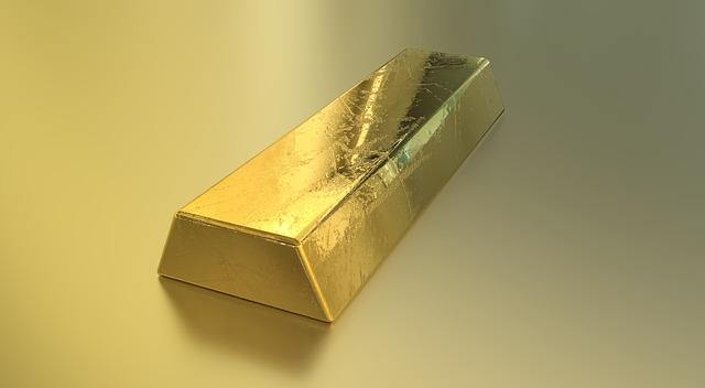 Gold idioms