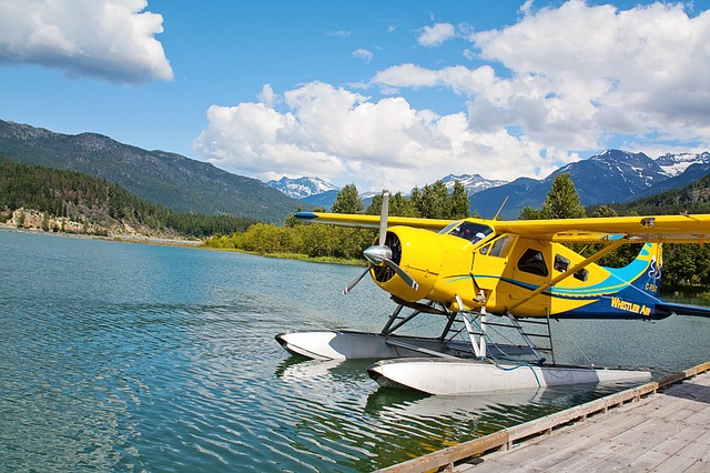 puddle jumper - travel idioms