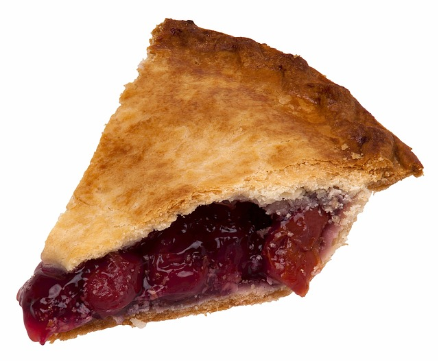 a slice of the pie - pie idioms