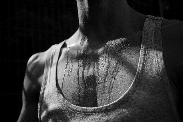 sweat idioms