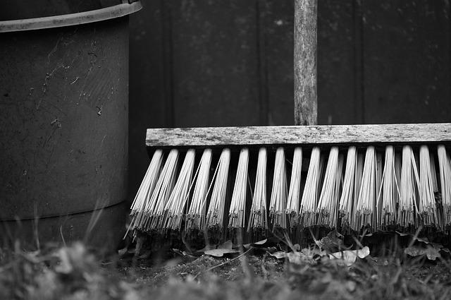 clean sweep - clean idioms