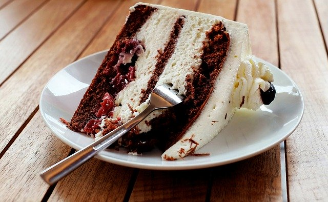 piece of cake - idioms about cake