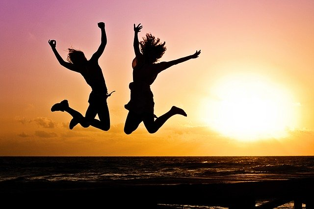 to leap for hoy - happy idioms